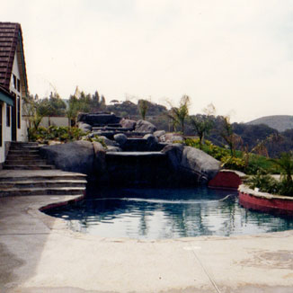 Pools, Patios and Water Features