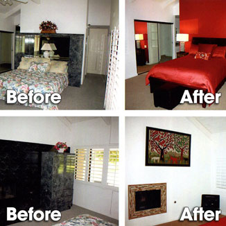 Rancho Mirage Townhouse Remodel